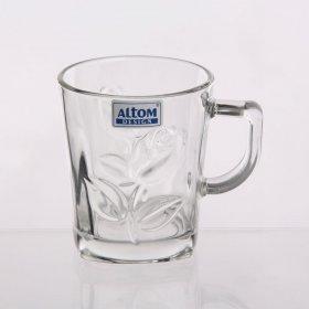 Kubek Altom Rose, 240ml, przezroczysty