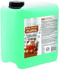 Preparat do mycia podłóg Clinex Nano Protect Floral, 5l, cytrynowy