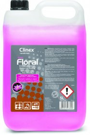 Płyn do podłóg Clinex Floral Blush, 5l