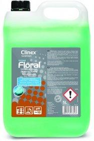 Płyn do podłóg Clinex Floral Ocean, 5l