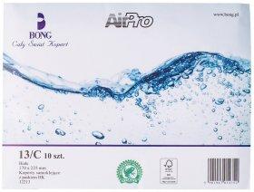 Koperta bąbelkowa Bong AirPro, C/13, 170x225mm, 10 sztuk, biały