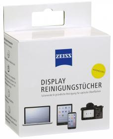 Chusteczki do czyszczenia ekranów, tabletów i laptopów Zeiss, 10 sztuk