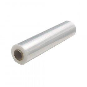 Folia zabezpieczająca stretch Emerson, 0.5x158m, 1.65kg, 23µm, przezroczysty