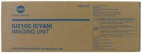Bęben Konica Minolta IU-210C do Bizhub C-250/252(4062503), 45000 stron, cyan (błękitny)