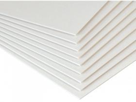 Tektura introligatorska Beermat B1, 1.20 mm, 10 arkuszy, biały