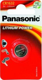 Bateria specjalistyczna Panasonic Lithium Power, 3V, CR1632, CR1632EL/1B, 1 sztuka