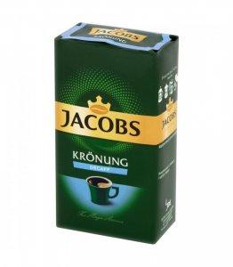 Kawa mielona Jacobs Kronung Decaff, bezkofeinowa, 250g