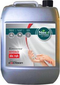 Mydło do rąk Nexxt, kremowe, zapas, 5l