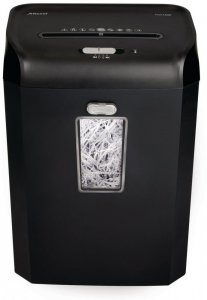 Niszczarka Rexel Promax RSS1535, P-2 DIN, 15 kartek, czarny