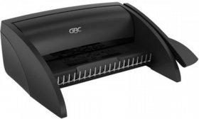 Bindownica ręczna GBC CombBind C100, do 160 kartek, czarny