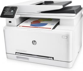 Urządzenie wielofunkcyjne HP Color LaserJet Pro 200 M277n, z drukarką, kopiarką, skanerem i faksem, kolor
