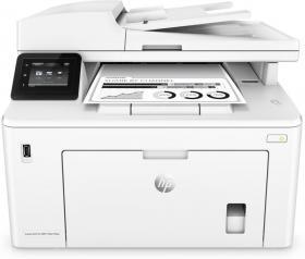 Urządzenie wielofunkcyjne HP MFP LaserJet Pro M227fdw, z drukarką, kopiarką, skanerem i faksem, monochromatyczna