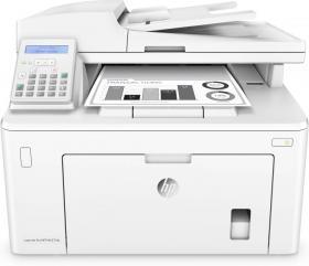 Urządzenie wielofunkcyjne HP MFP LaserJet Pro M227fdn, z drukarką, kopiarką, skanerem i faksem, monochromatyczna