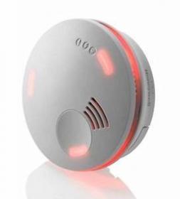 Detektor ciepła Honeywell XH100-PL, biały