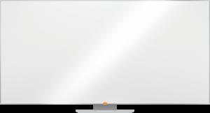 Tablica suchościeralno-magnetyczna Nobo, Prestige, porcelanowa, 180x90cm, biały
