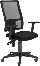 Krzesło obrotowe Nowy Styl Cooper Mesh, czarny