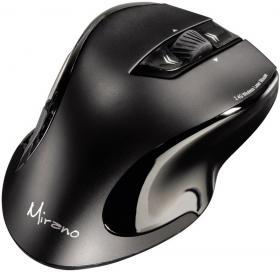 Mysz bezprzewodowa Hama Mirano, laserowa, czarny