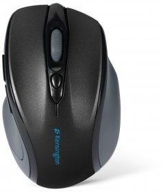 Mysz bezprzewodowa Kensington, Pro Fit, rozmiar średni, optyczna, czarny