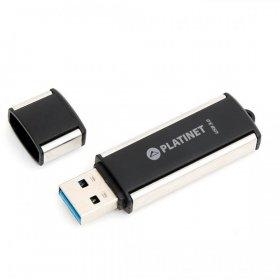 Pendrive Platinet X-Depo, 16GB, USB 3.0, czarny
