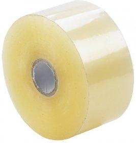 Taśma pakowa Dalpo, Premium Tape, kauczuk, 48mmx135m, transparentny