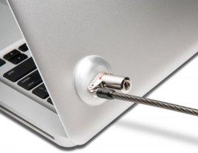 Adapter zabezpieczający gniazda Kensington, Security Slot do Ultrabooka, czarny