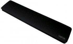 Podkładka przed klawiaturę LogiLink, 440x95x18mm, czarny