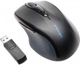 Mysz bezprzewodowa Kensington Pro Fit, pełnowymiarowa, optyczna, czarny