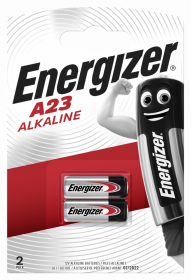 Bateria specjalistyczna Energizer, E23A, 12V, 2 sztuki