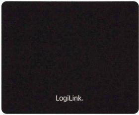 Podkładka pod mysz LogiLink, antybakteryjna, 230x190x2mm, czarny