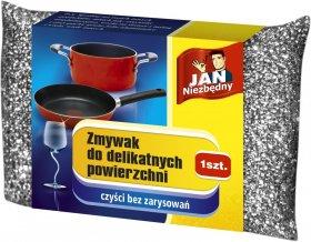 Zmywak kuchenny Jan Niezbędny, do delikatnych powierzchni, 1 sztuka