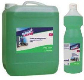 Środek czyszczący na bazie alkoholu ECO1002-1 Clean&Clever, 1l, zielone jabłuszko