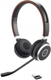Słuchawki bezprzewodowe Jabra Biznes Evolve 65, czarny