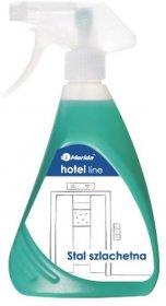 Środek do czyszczenia urządzeń ze stali Merida, Biuro & Hotel Line, 0.5l
