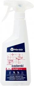 Środek do mycia łazienek i urządzeń sanitarych Merida, Biuro & Hotel Line, 0.5l