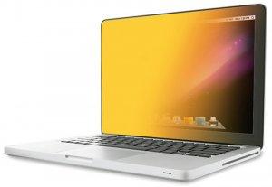 """Filtr prywatyzujący do laptopów 3M (GPF12.5W9), bezramkowy, 16:9, 12.5"""", złoty"""