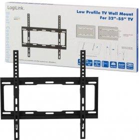 Uchwyt ścienny LCD/LED VESA LogiLink, do 40 kg, 400x400, 32-55
