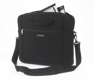 "Torba na laptopa Kensington, SP15, neoprenowa, do 15.6"", czarny"