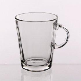Kubek szklany Hrastnik Liberty, 275ml, przezroczysty