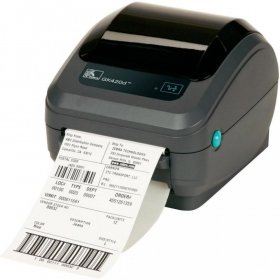 Drukarka do etykiet Zebra GK42-202220-000, termiczna, czarny