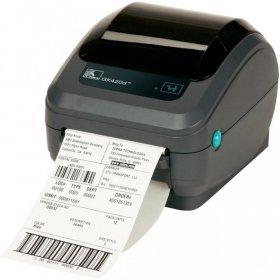 Drukarka do etykiet Zebra GK42-202520-000, termiczna, czarny