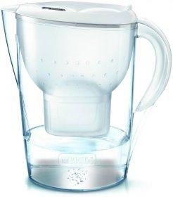 Dzbanek filtrujący Brita Marella XL MXPlus, 3.5l, biały