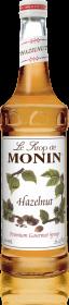Syrop Monin, orzech laskowy, 700ml