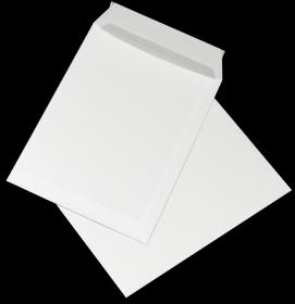 Koperta standardowa NC, E4, z paskiem HK, 50 sztuk, biały
