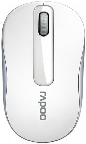 Mysz bezprzewodowa Rapoo, M10PLUS, biały