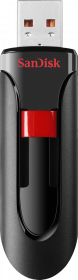 Pendrive SanDisk Cruzer Glide, 16GB, USB 2.0, czarny