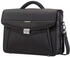 Torba na laptopa Samsonite Desklite Briefcase 2, do 15.6'', czarny