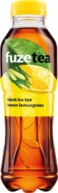 Herbata mrożona Fuze Tea, lemon, butelka PET, 0.5l