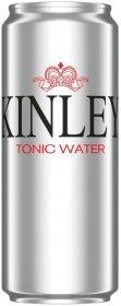 Napój gazowany Kinley Tonic Water, puszka, 0.33l