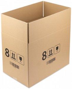 Karton klapowy Ofix Economy, 500x300x350 mm, brązowy