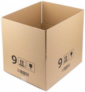 Karton klapowy Ofix Economy,500x400x250 mm, brązowy